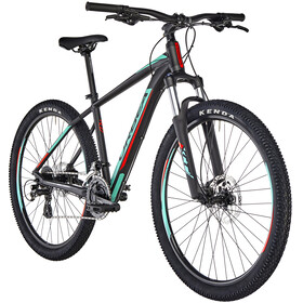 "ORBEA MX 50 27,5"", black/turqoise/red"